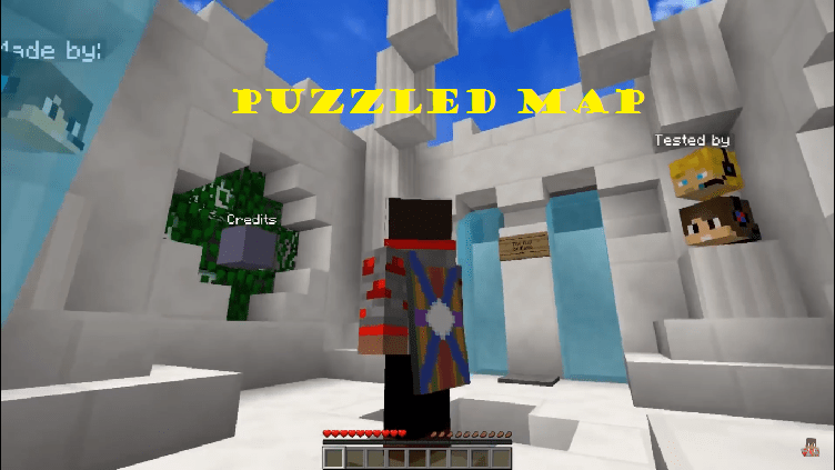 Download Puzzled Map