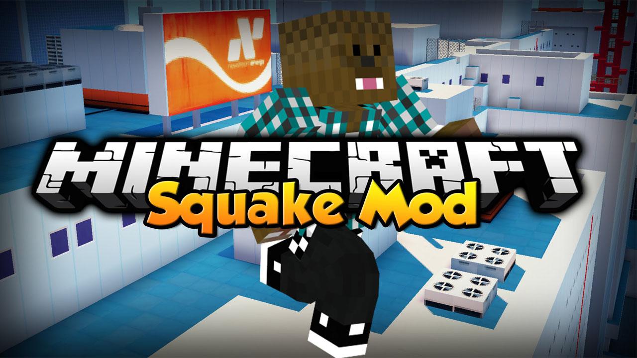 Squake Mod 1.15.2 1.12.2