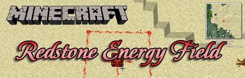 Redstone Energy Field Mod