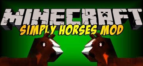 Simply Horses Mod