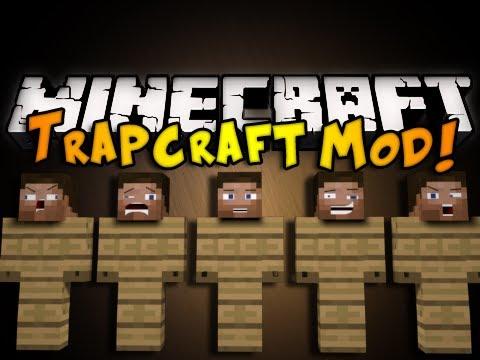 Trapcraft Mod 1.16.3|1.15.2|1.12.2