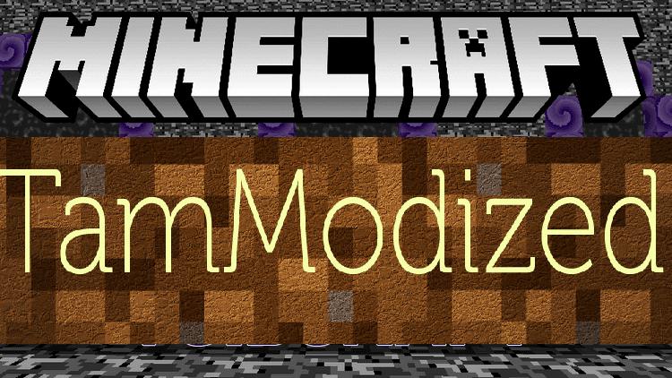 tammodizedminecraft-logo