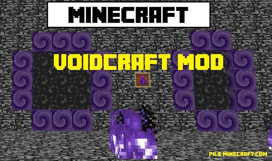 VoidCraft Mod 1.15.2|1.12.2