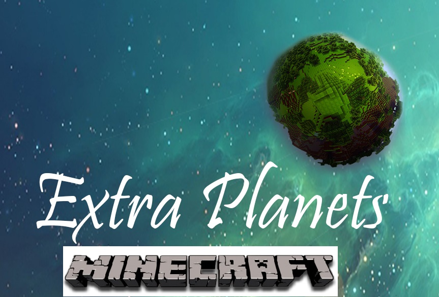 Extra Planets Mod 1.11.2|1.10.2|1.8.9 - Galacticraft's Addon