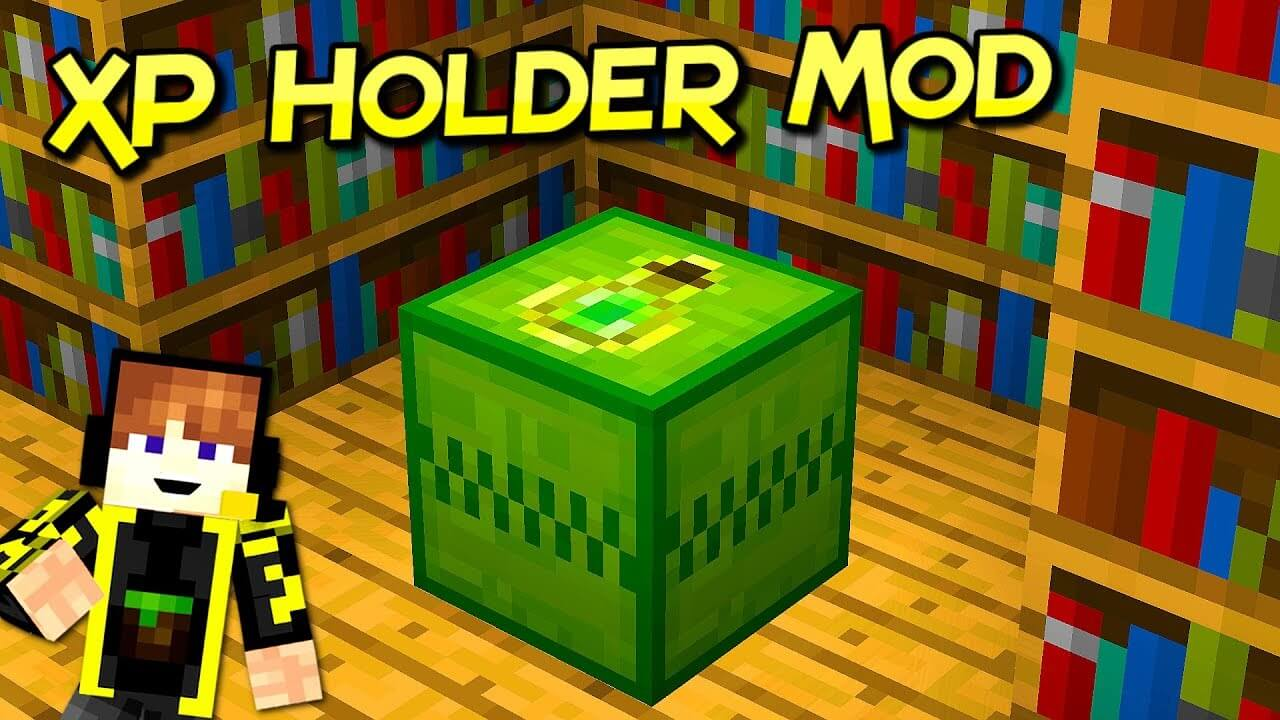 XP Holder Mod  1.12.2