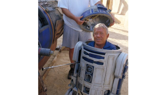 Kenny Baker, actor, 81
