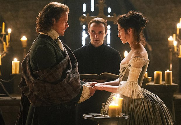 Bingeworthy TV- Outlander