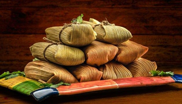 Resultado de imagen de tamales bolivia
