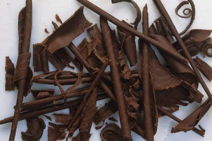 Foods that lower high blood pressure - dark chocolate