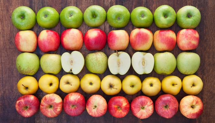 Three Health Benefits From Eating Apples
