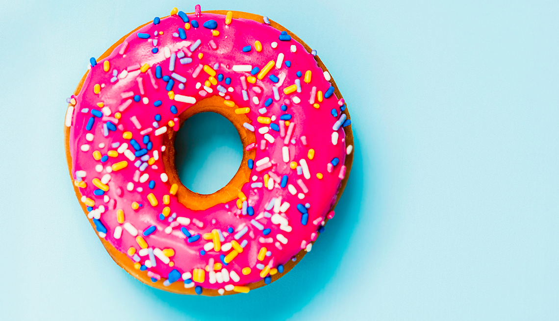 Dunkin Donuts Removes Artificial Dyes From Food
