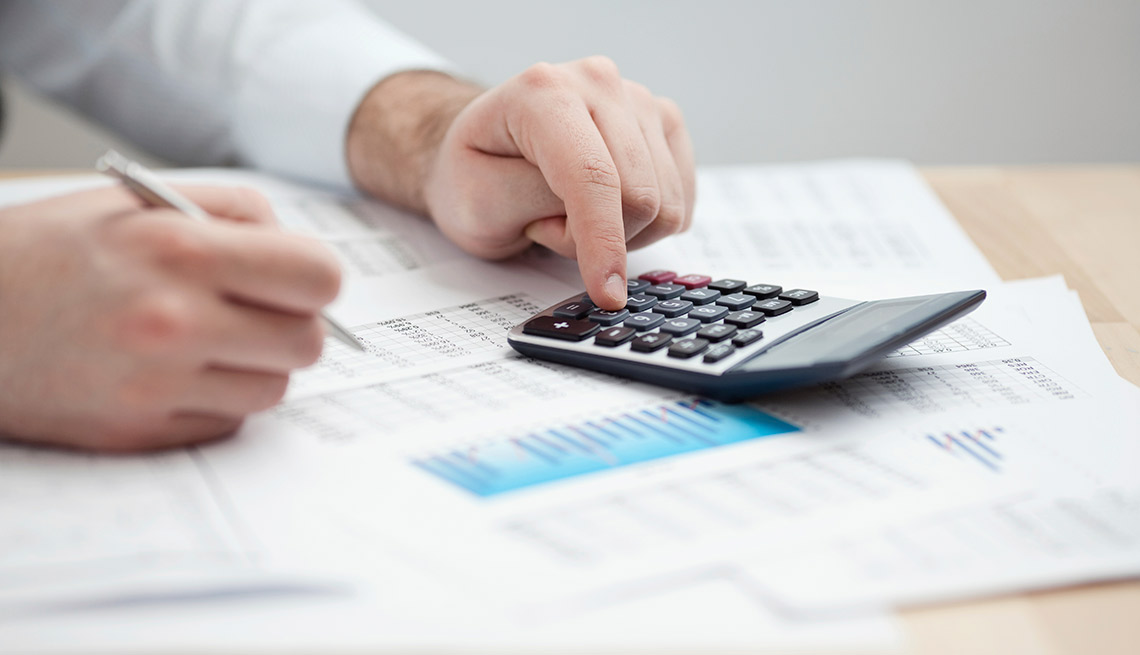 Jbq Personal Finance 101 Financial Data Analyzing Counting On Calculator
