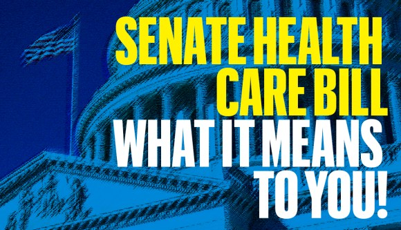 Effects of Senate Health Care Bill - AARP