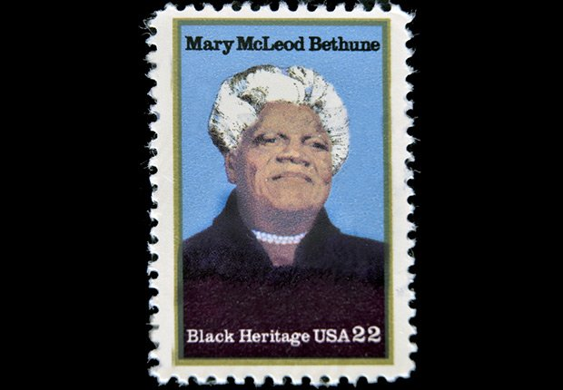 African American Stamp Of Honor