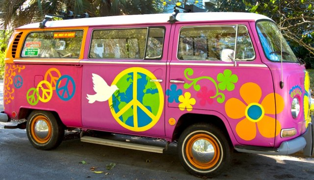 Image result for free images of volkswagen peace and love