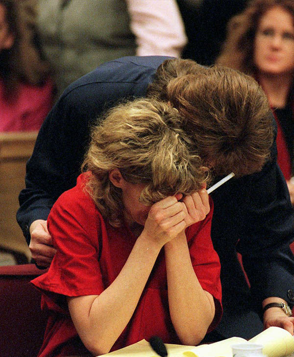 Mary Kay Letourneau went to jail for seven-and-a-half years when she had an affair with her 13-year-old student Vili Fualaau in 1997. <span class=meta>Photo/AP</span>
