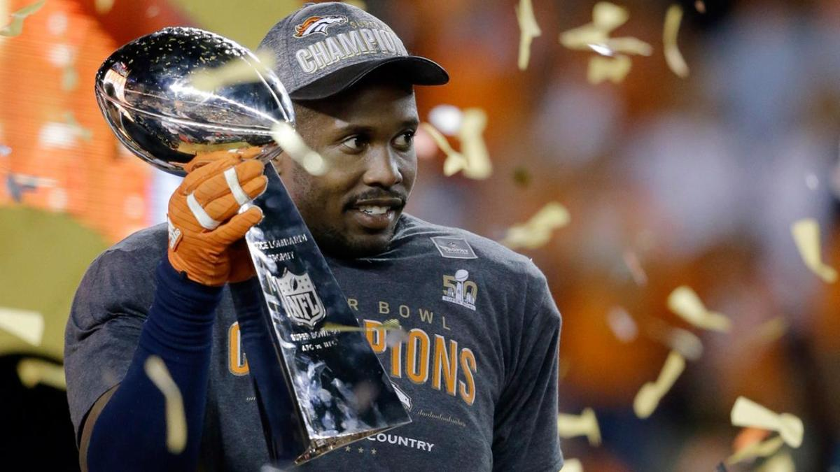 Image result for Von Miller Superbowl MVP