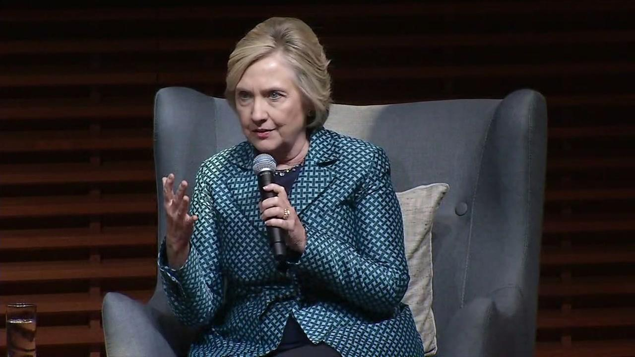 Image result for hillary clinton stanford