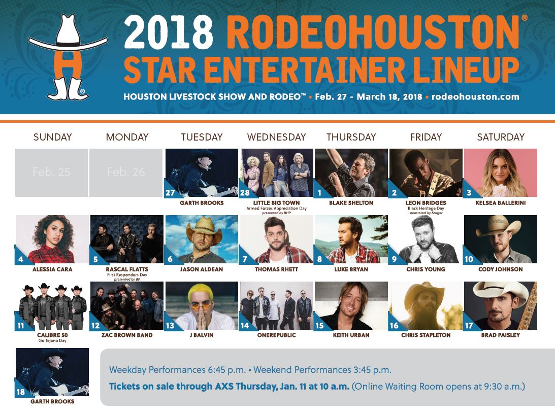 Image result for houston rodeo 2018