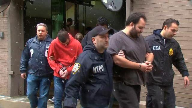 Image result for 11 reputed mobsters arrested in major fentanyl ring bust on Staten Island