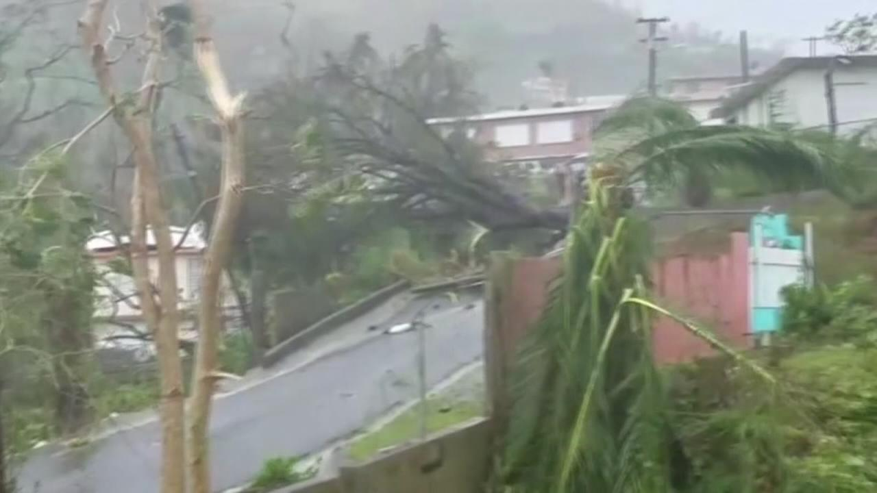 Image result for PHOTOS OF PUERTO RICO AND HURRICANE MARIA