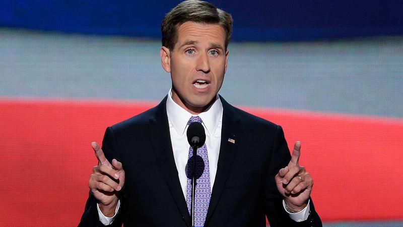 Beau Biden, Attorney General of Delaware and son of Vice President Joe Biden nominates his father for the Office of Vice Presdient of the U.S.