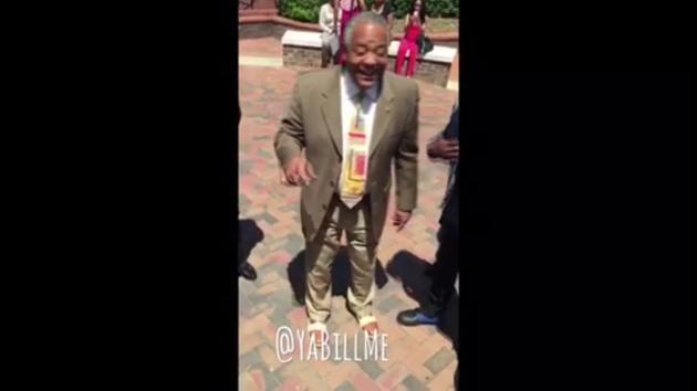 Chancellor James Anderson rap