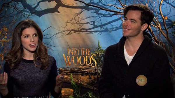 Image result for anna kendrick and chris pine