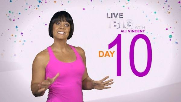 Live Big 30 Day Challenge: Day 10