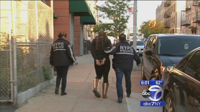 Hotels In Brooklyn Queens Raided In Prostitution Bust 3 Arrested Abc7ny Com