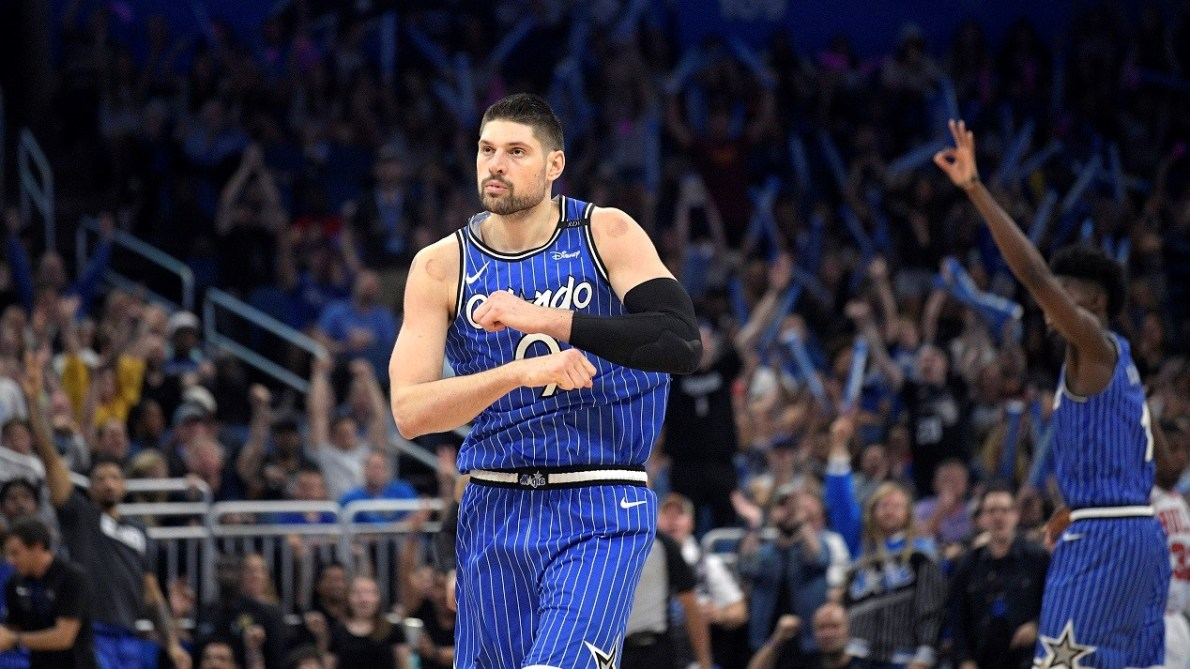 Chicago Bulls trade for Nikola Vucevic, Al Farouq Aminu of Orlando Magic in  exchange for Wendell Carter, Otto Porter ahead of deadline, ESPN reports -  ABC7 Chicago