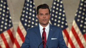 Epstein 2.0 : Israël a-t-il fait chanter Matt Gaetz, membre du Congrès américain ?