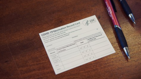Should I laminate my vaccine card? What to know about CDC's proof of COVID shot