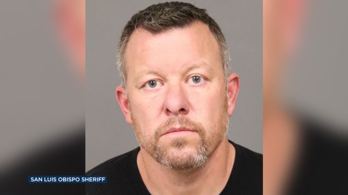 This booking photo of Paul Ruben Flores, the suspect in the murder of Kristin Smart, was released by the San Luis Obispo County Sheriff's Office on April 13, 2021.