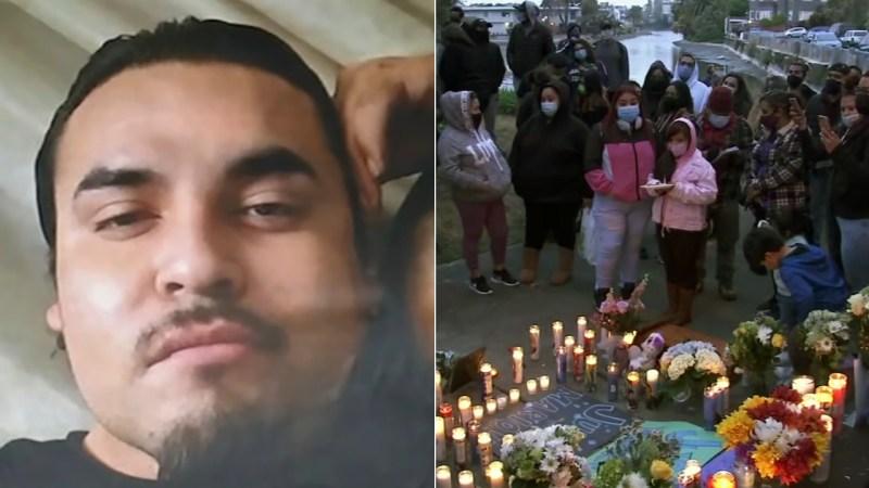 Mario Gonzalez, Alameda Police body-cam video in custody death 4/28/21