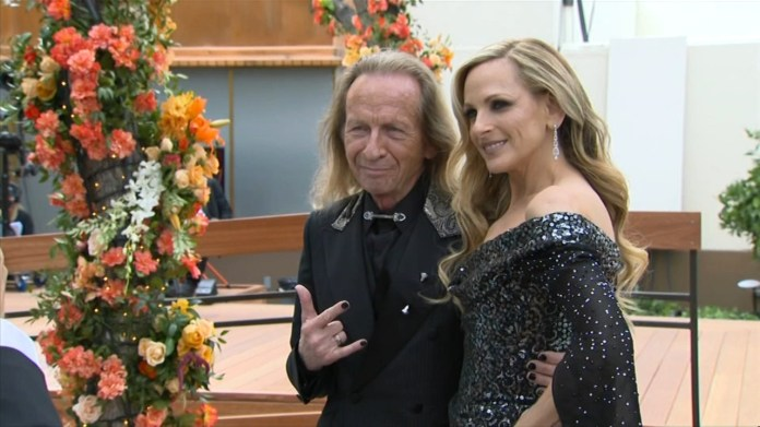 Paul Raci had a ball at the Oscars, even if he didn't win for 'Sound of Metal'