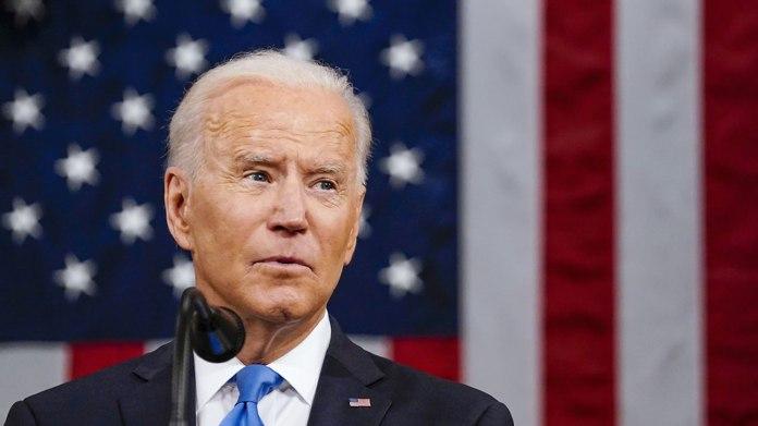 AP FACT CHECK: Biden skews record on migrants; GOP on virus
