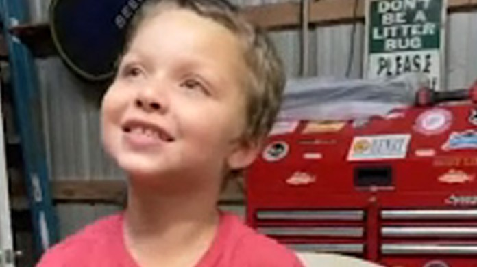 Samuel Olson's mother to speak today for the first time since 5-year-old boy was found dead