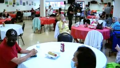 COVID NY Update: Senior centers reopen today in New York City