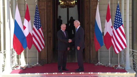 Putin addresses Russia after hours of talks with Biden   LIVE COVERAGE