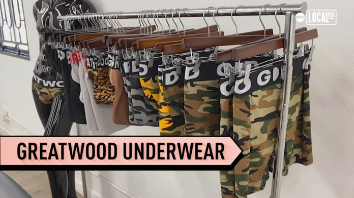 L.A. clothing designer creates sustainable underwear brand that supports local business