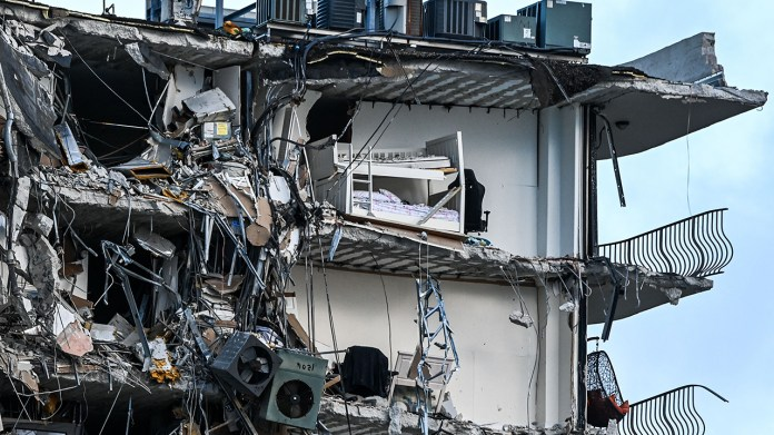 3 dead, as many as 99 missing after Miami-area condo building partially collapses