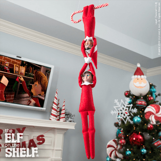 13 Things To Tell Your Kids If You Forgot To Move The Elf