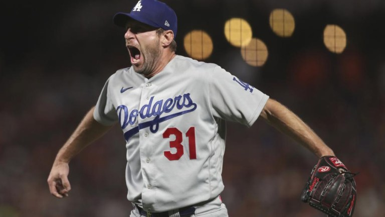 Watch Dodgers' Scherzer deliberate NLCS Game 1 starter in opposition to Braves – ABC7 Los Angeles News