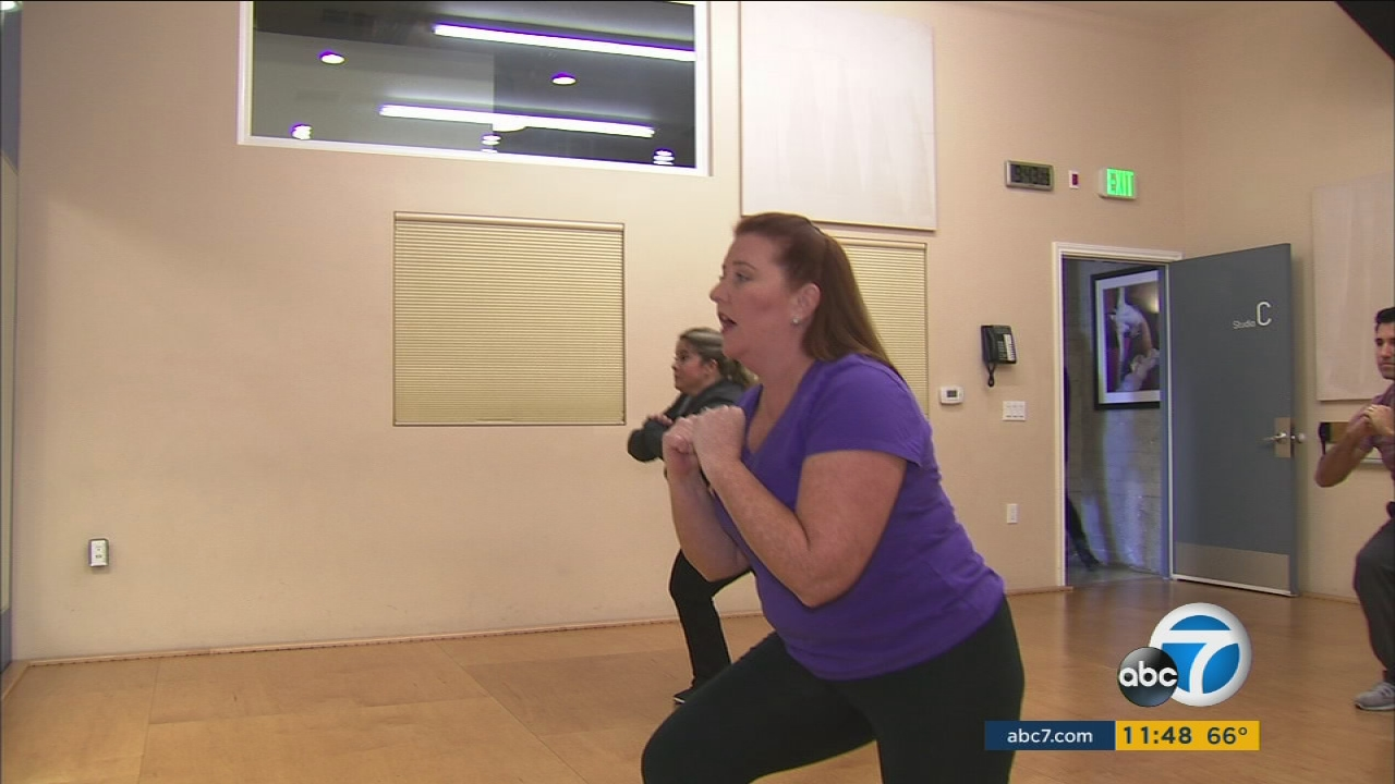 Katnap Fitness Helps People Of All Sizes Fitness Levels Stay In Shape Abc7 Com