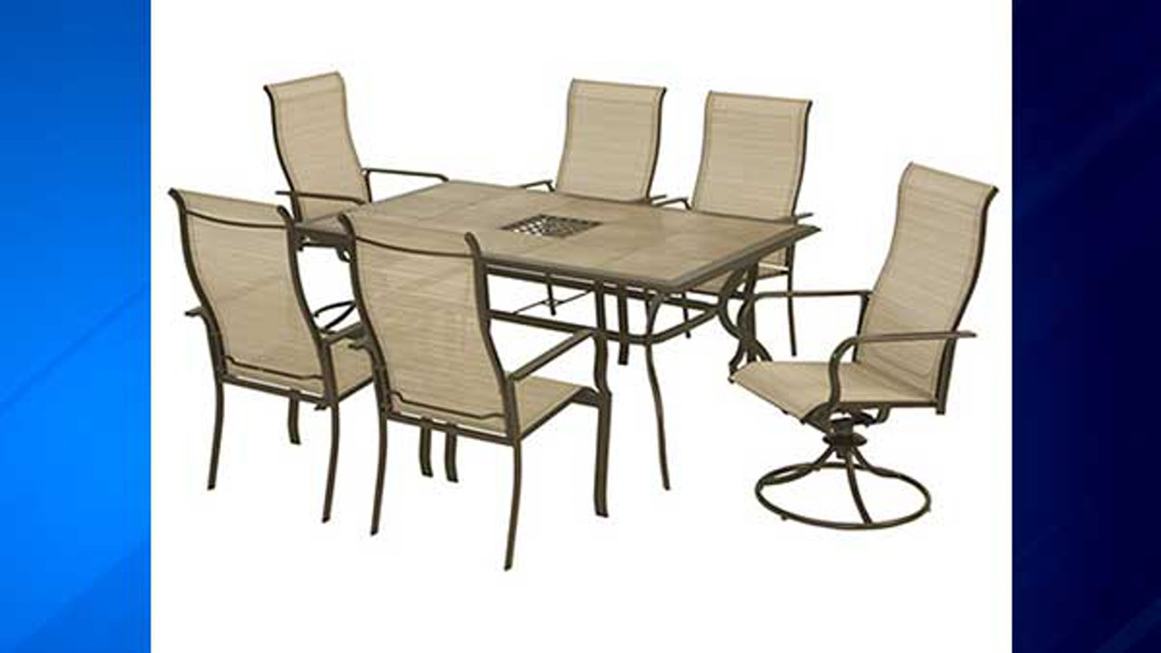 2 million patio chairs sold at home