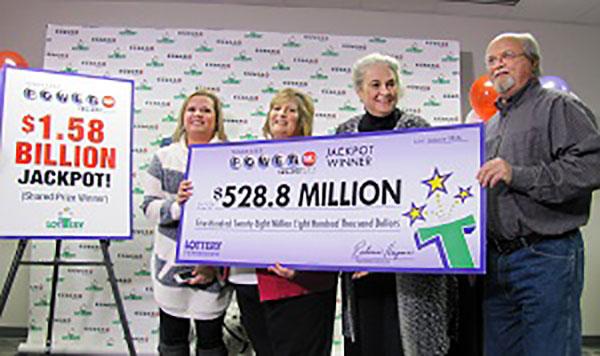 Powerball, Mega Millions Winners: 10 Biggest Lottery