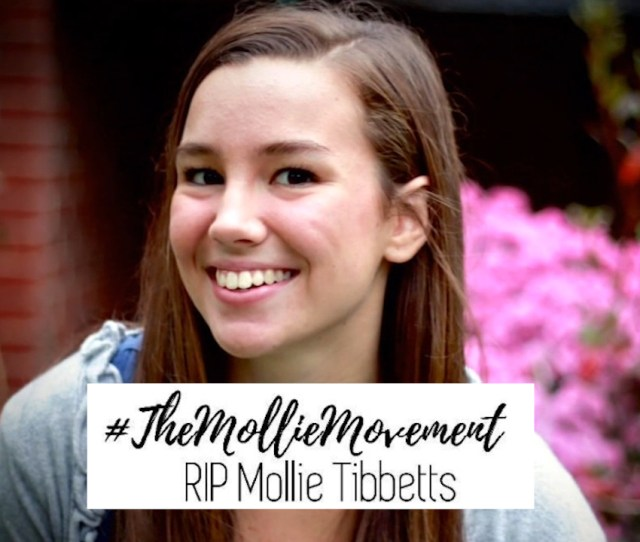 Social Media Campaign Themolliemovement Honors Mollie Tibbetts By Sharing Random Acts Of Kindness Abcnews Com