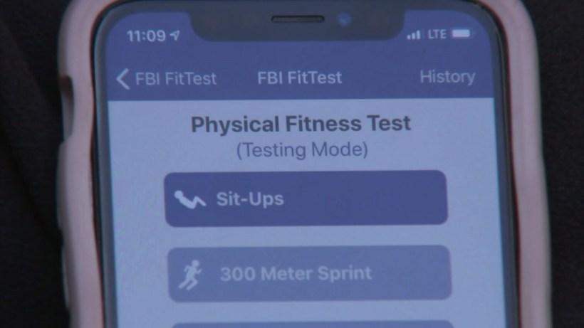 fbi fitness test   Amatfitness co