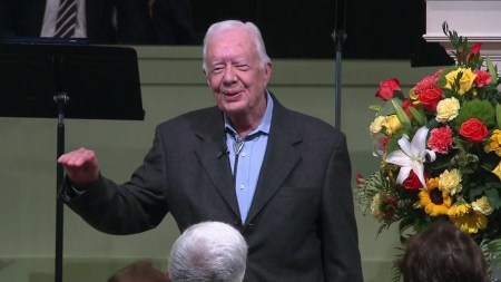 Jimmy Carter, America's Oldest Living President, Celebrates 96th Birthday -  ABC30 Fresno